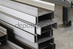 Metal Channel for Structures