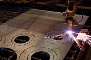 Plasma Cutting for Thick Sheet Metal